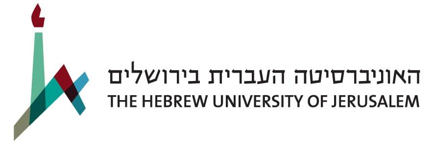לוגו האוניברסיטה העברית